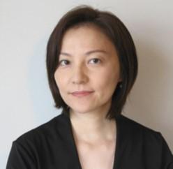 橋田のりこ教授画像