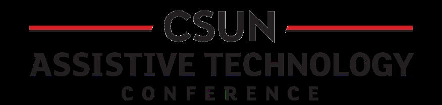 CSUNアシスティブテクノロジー会議のロゴ画像