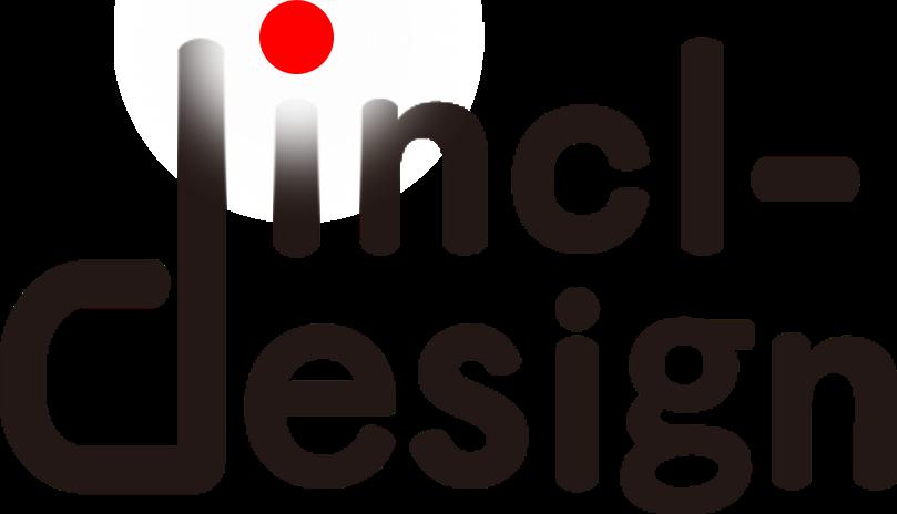 インクルーシブデザインネットワークロゴ画像です。